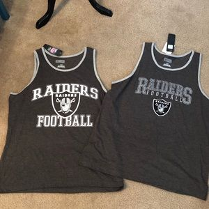 Other - Raiders Tank Tops 🏈